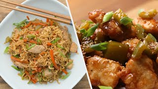 5 Chinese Inspired Takeout Dishes • Tasty by Tasty