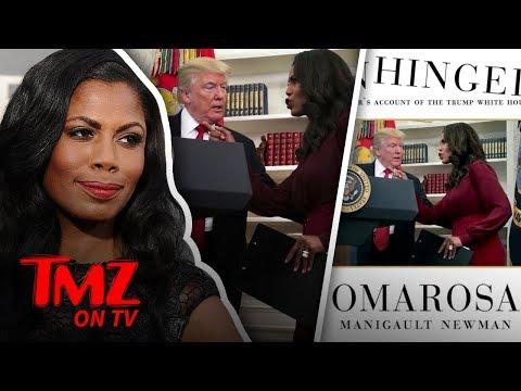 Omarosa Is Really Pushing Her Book | TMZ TV