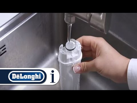 How to Install a Water Softener Filter on Your De'Longhi Magnifica S ECAM 22.360.S Coffee Machine