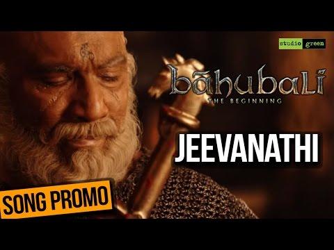 Baahubali பாகுபலி – Jeevanathi – Song Promo (Tamil)