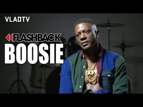 Boosie Doesn't Agree with Lord Jamar on Eminem Being a Guest in Hip-Hop (Flashback)