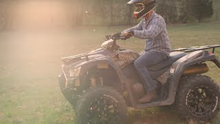 9. KYMCO MXU 700i LE EPS - ATV Demo