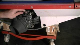 7. Jet Ski tear down part 2 - How to remove the Jet pump