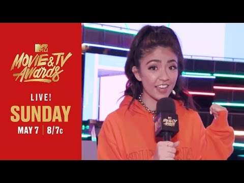 Revealed: Shrine Auditorium BTS Tour w/ Gaby Wilson | MTV Movie & TV Awards