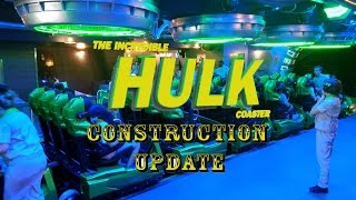 Nonton The Incredible Hulk Roller Coaster Officially Soft Opened / Employee Previews Universal Orlando Film Subtitle Indonesia Streaming Movie Download