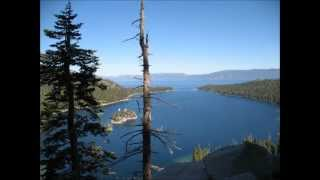 South Lake Tahoe (CA) United States  city photo : Emerald Bay Blue South Lake Tahoe CA California USA