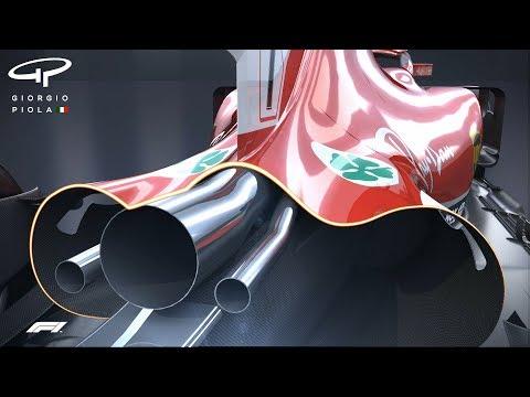 Mercedes vs Ferrari: The Battle for Technical Supremacy in 2018