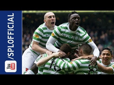 Celtic - Joe Ledley, Charlie Mulgrew and James Forrest were all on target for Celtic as they thrashed St Johnstone 4-0 at Celtic Park in the SPL. An own goal from Fra...