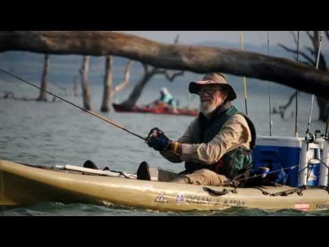 KATS Series, Canyon Lake TX - kayak fishing, kayak photos, kayak videos