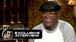 Samuel L. Jackson Exclusive INTERVIEW for Miss Peregrine's Home for Peculiar Children (JoBlo.com) by JoBlo Movie Trailers