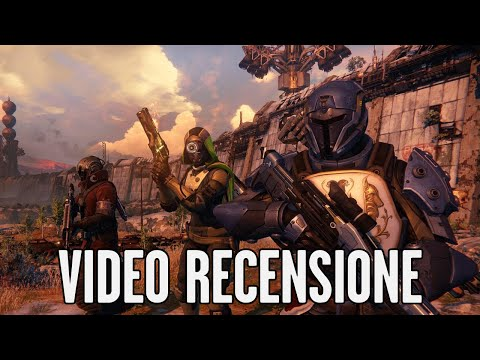 Destiny - Video Recensione ITA by Games.it