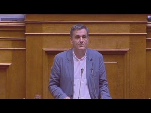 Κατατέθηκαν στη Βουλή οι τροπολογίες με τα εκκρεμή προαπαιτούμενα