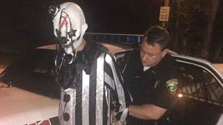 Milford (IA) United States  City pictures : Creepy Clown Gets Arrested