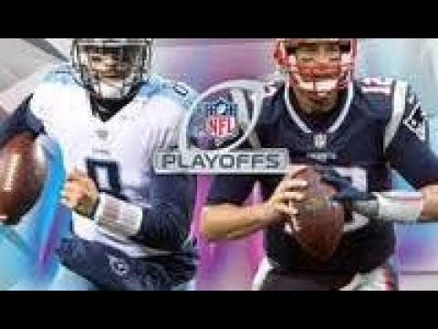 NFL IS FIXED NEW ENGLAND PATRIOTS VS TITANS PATRIOTS WIN 35 10