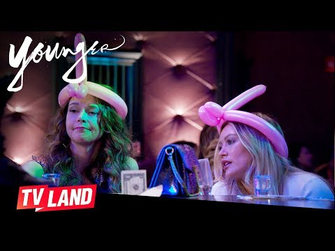 'Holding Out for a Shero' Younger Ep. 11 Highlight   TV Land