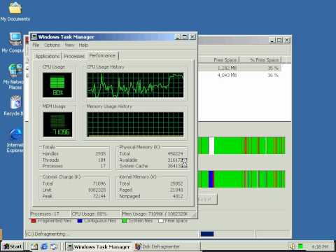 Window 2000 Professional training tutorial 5