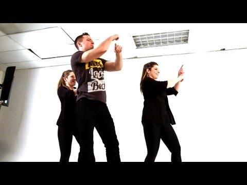 Начинаем танцевать! Онлайн обучение.