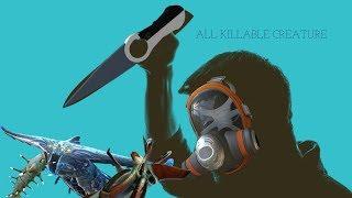 Video Subnautica - all killable fauna and their death animations MP3, 3GP, MP4, WEBM, AVI, FLV September 2019