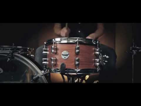 PDP 13x7 Ltd Edition Bubinga/Maple Snare Drum
