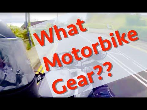 What motorbiking gear? Rukka Gear