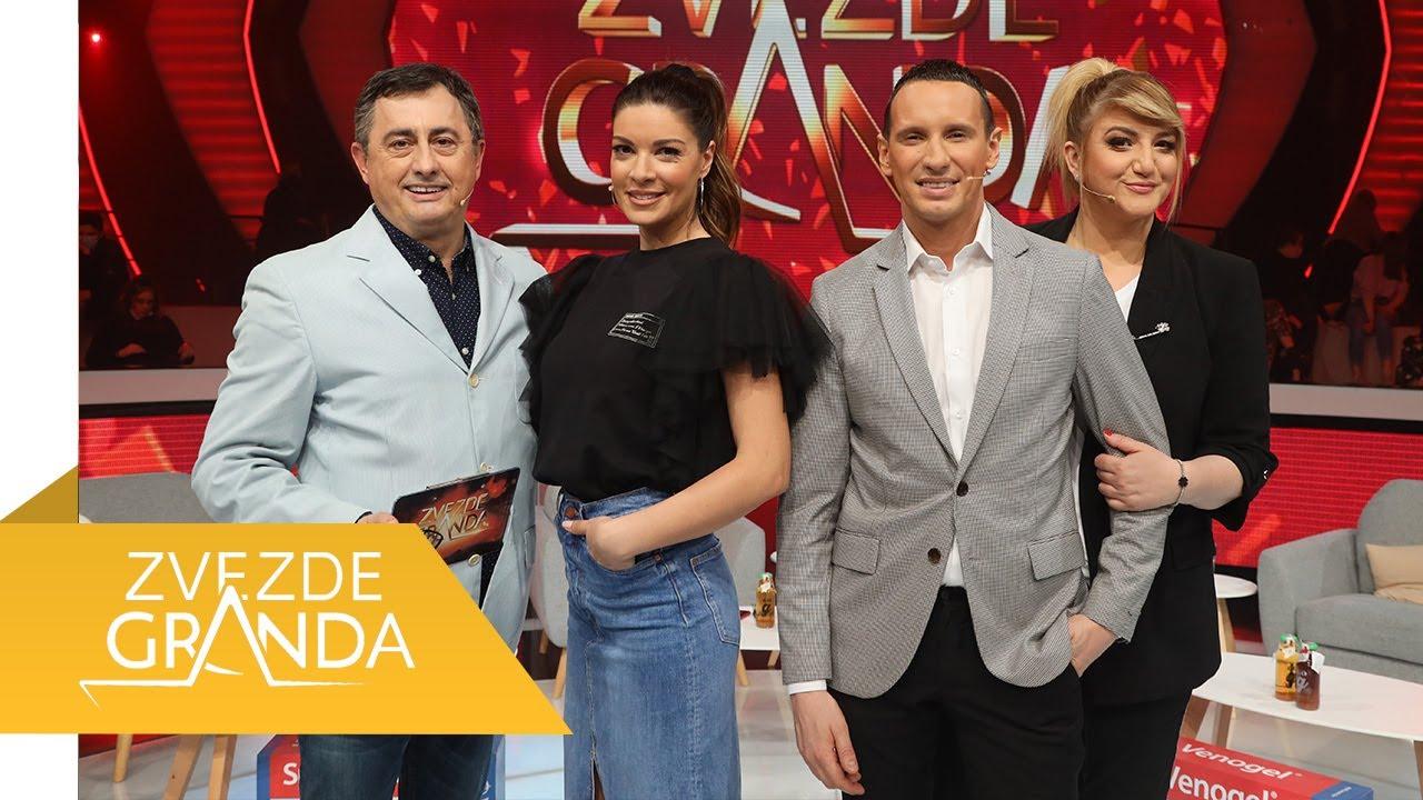 Zvezde Granda Specijal – (25. april) – cela emisija