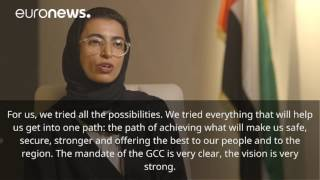 Qatar must change or face isolation, a government minister from the United Arab Emirates has told Euronews. Noura Al Kaabi, the country's Minister of State for ...