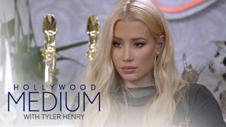 Video Iggy Azalea Sees Into Her Future Love Life | Hollywood Medium with Tyler Henry | E! MP3, 3GP, MP4, WEBM, AVI, FLV Juni 2018