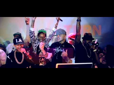 Reason to Hate Feat. Ne-Yo, Tyga & Wiz Khalifa