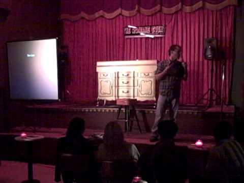 The Romane Event Comedy Show Tim Lee May 2009