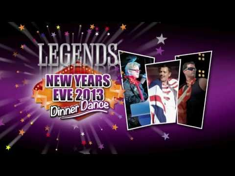 NEW DOCK HALL  NEW YEARS EVE LEGENDS