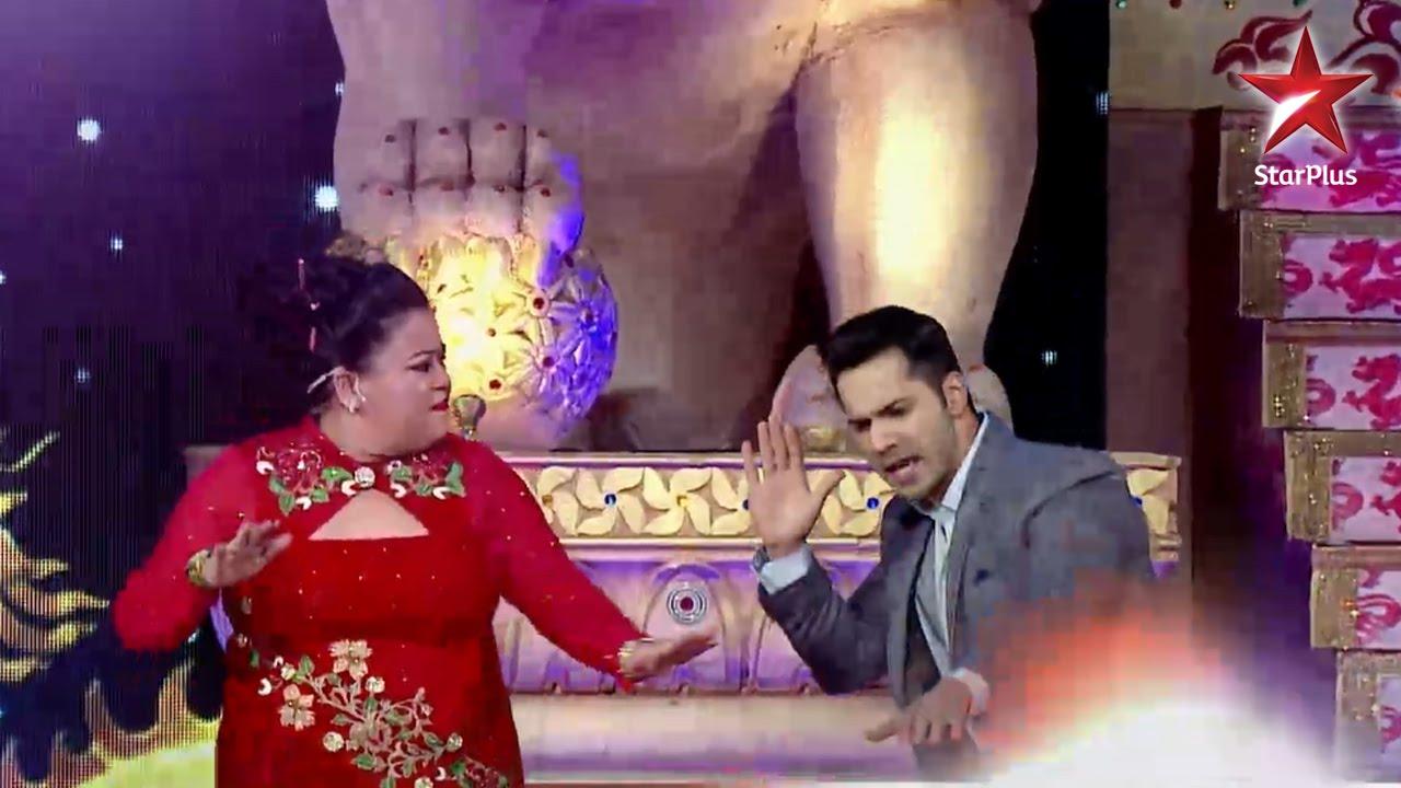 Big Star Entertainment Awards 2015: Varun Dhawan and Bharti Promo