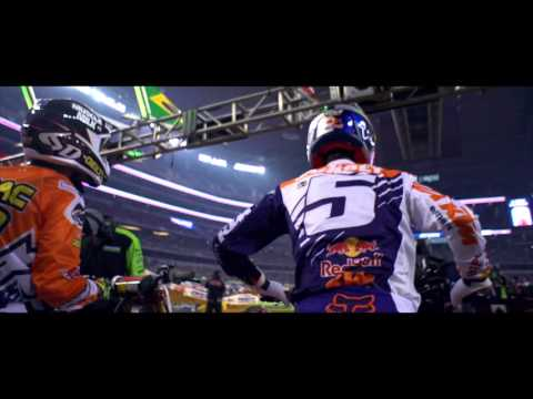 2016 Pump Up for Monster Energy AMA Supercross an FIM World Championship