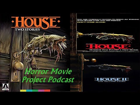 Arrow Video Review - House and House 2 The Second Story ( HMPP )