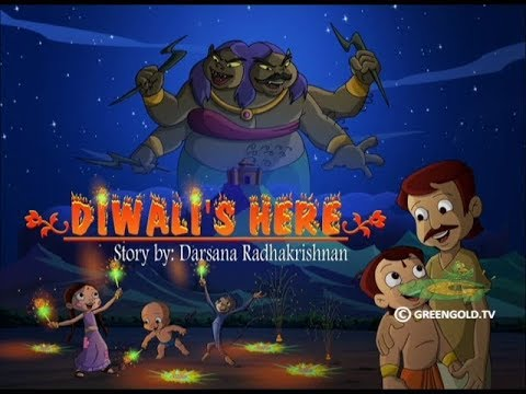 Video Chhota Bheem - Diwali is Here download in MP3, 3GP, MP4, WEBM, AVI, FLV January 2017