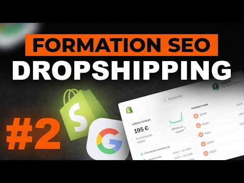 Formation Dropshipping 2019 : Seo On-site (2/5)