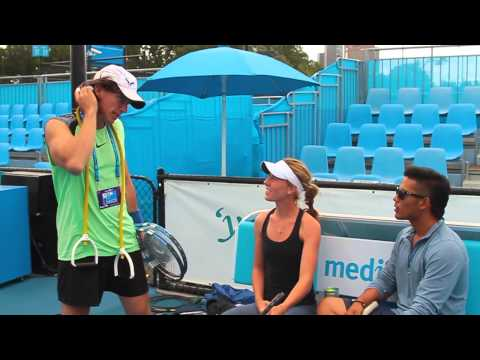 rafa - Impersonator and comedian Elliot Loney, shocks fans at the Australian Open. featuring Olivia Rogowska and Jason Lee. Filmed by Christiaan Boni. Edited by Jam...
