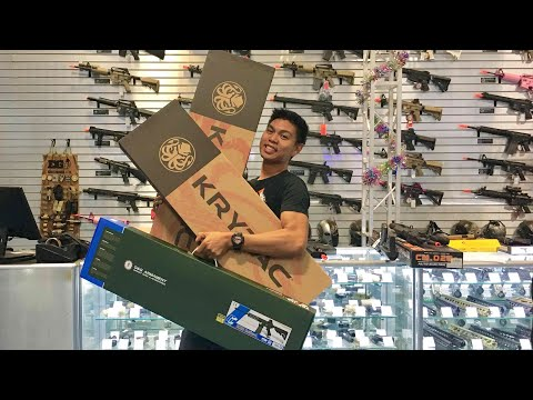 Airsoft Christmas Shopping Live At Evike.com