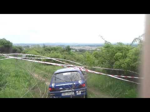 Rajd Zamkowy 2014 - podróż do lasu