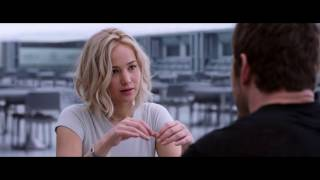 Nonton Passengers 2016 Film Best Kissing Scene Film Subtitle Indonesia Streaming Movie Download