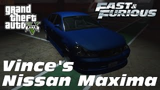 Nonton 1999 Nissan Maxima (A32) - Vince's Auto (The Fast and the Furious) Film Subtitle Indonesia Streaming Movie Download