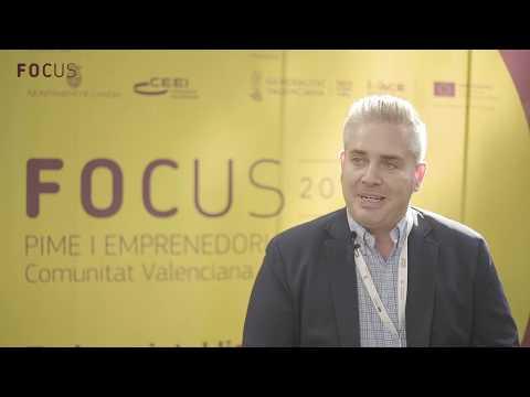 Miguel Todolí en Focus Pyme y Emprendimiento Comunitat Valenciana 2018