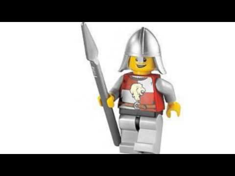 Video New product video released online for the Kingdoms Lion Knight Quarters Minifigure