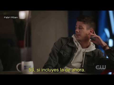 The Flash 5x14 Barry le enseña las consecuencias de viajar en el tiempo a Nora | Sub Español HD