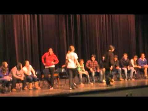 WHS hypnosis show 3/24/11