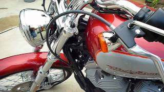 3. 2004 Harley Davidson Sportster XLC 883 Custom