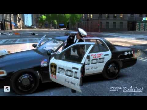 Grand Theft Auto IV - Bad Cops - HD - PC