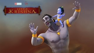 Video Little Krishna Tamil - Episode 12 Trinavarta MP3, 3GP, MP4, WEBM, AVI, FLV September 2018