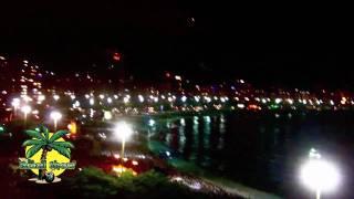 New Year's Eve Fireworks 2011 - Copacabana beach