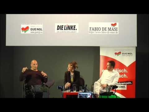Diskussion mit Yanis Varoufakis: G20 - Wohin steuert die Weltwirtschaft?