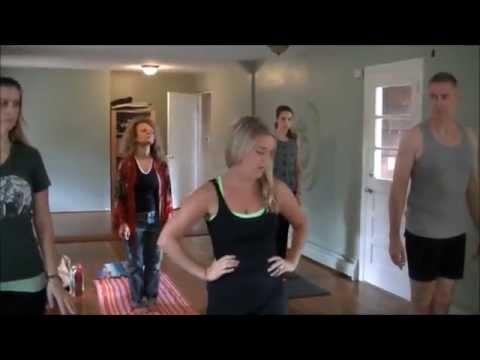 Yoga Etiquette Parody